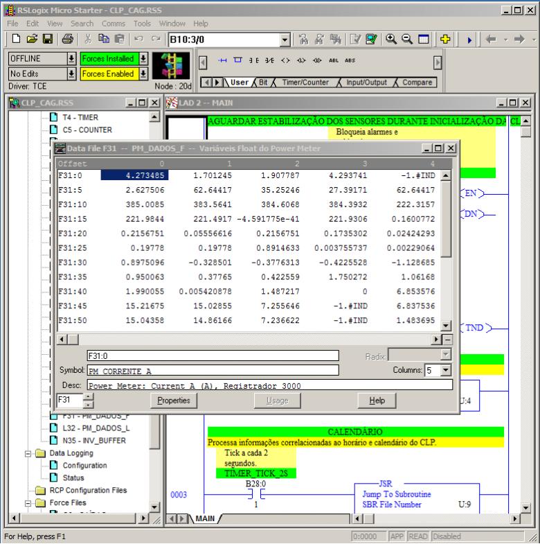 arquivo dados