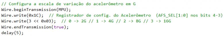 codigo write 1c 0x18 5ms