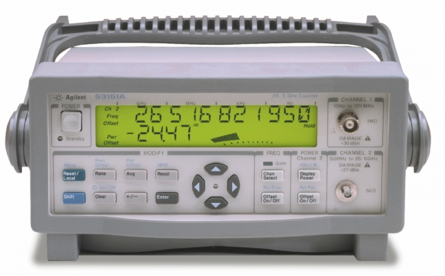 Frequencímetro Agilent Keysight 53150A 20 GHz
